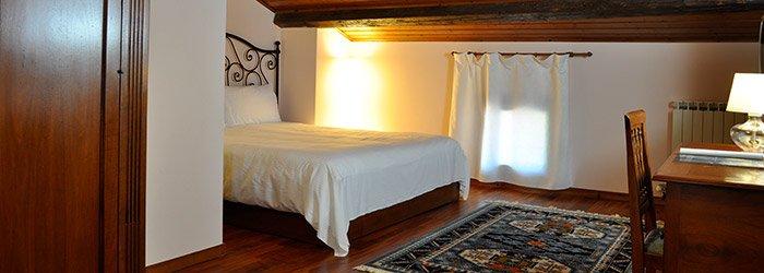 Camere mansarda dormire sui colli berici locanda degli for Camera dei deputati telefono